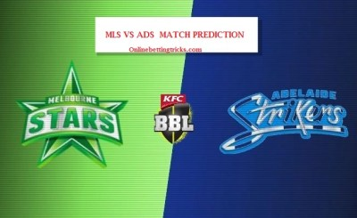 Adelaide Strikers Vs Melbourne Stars