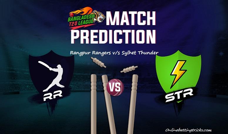 Rangpur Rangers vs Sylhet Thunder