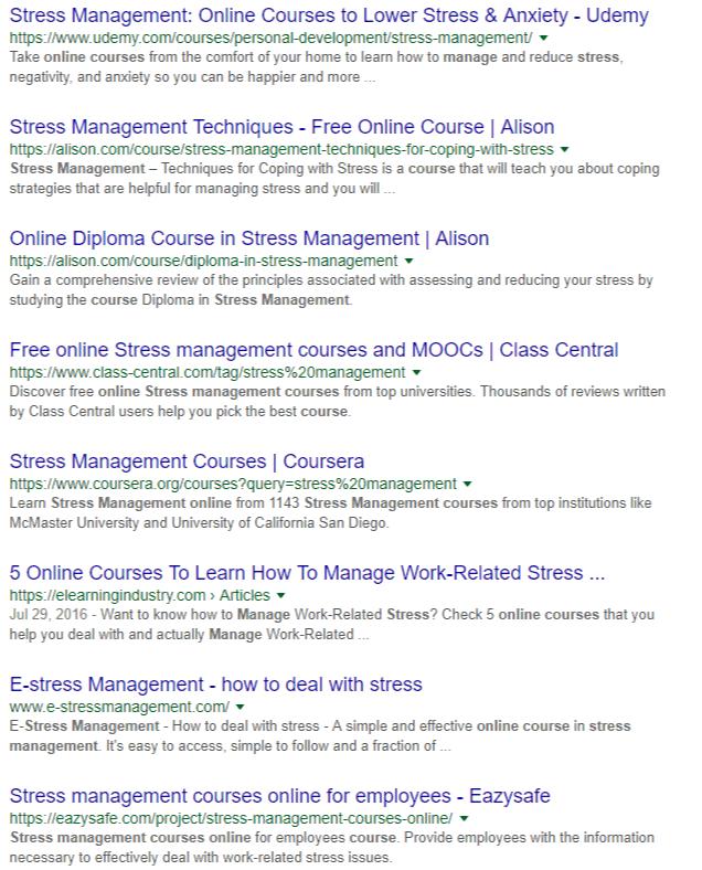 stress-management-online-course-Google-Search