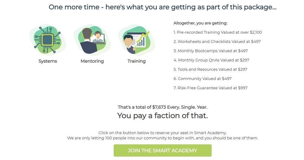pacchetto kyvio smart academy