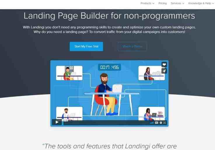 Leadpages Competitors