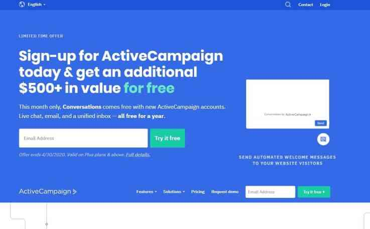 campagne active
