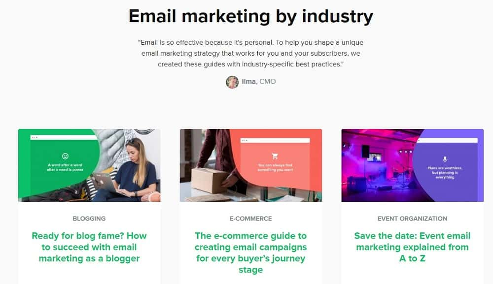 who is mailerlite for