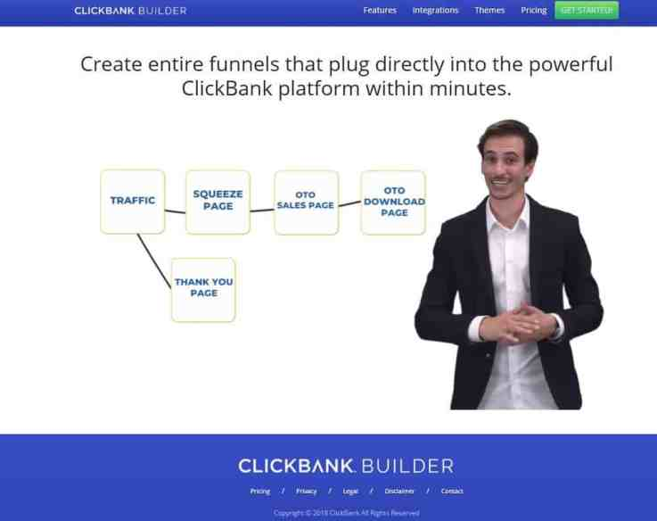 ClickBank Builder review