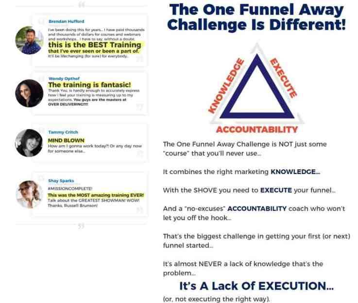 How the One Funnel Away Challenge brings your business and career to the next level