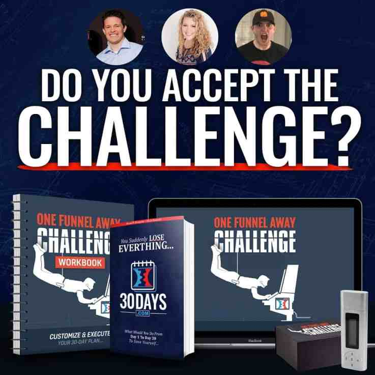 One Funnel Away Challenge Review_