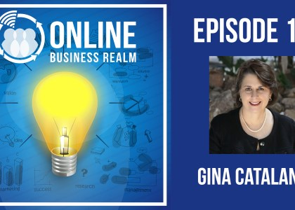 Online Business Realm Podcast Episode 16