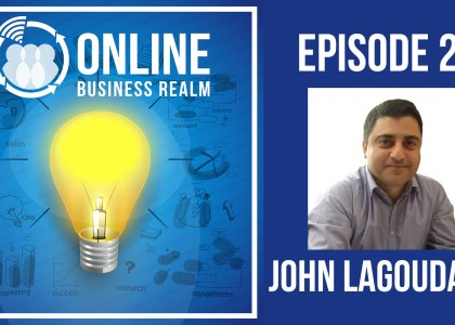 Online Business Realm Podcast Episode 20