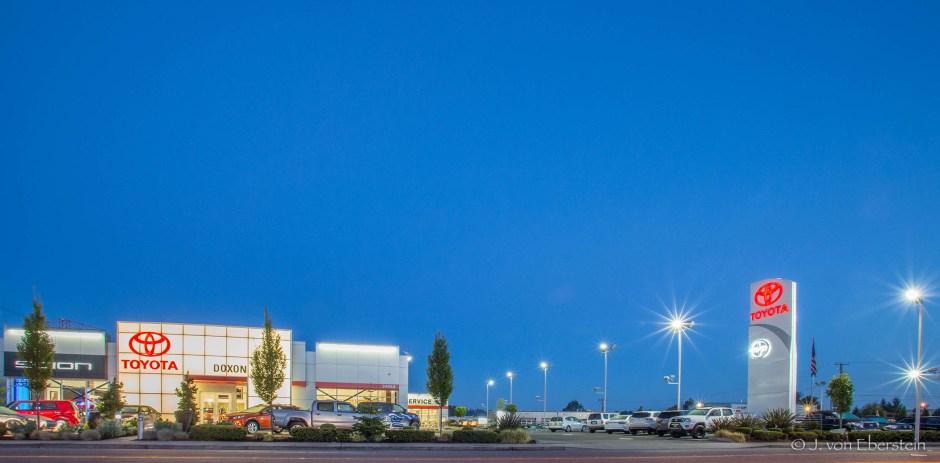 Doxon Toyota, Auburn, WA