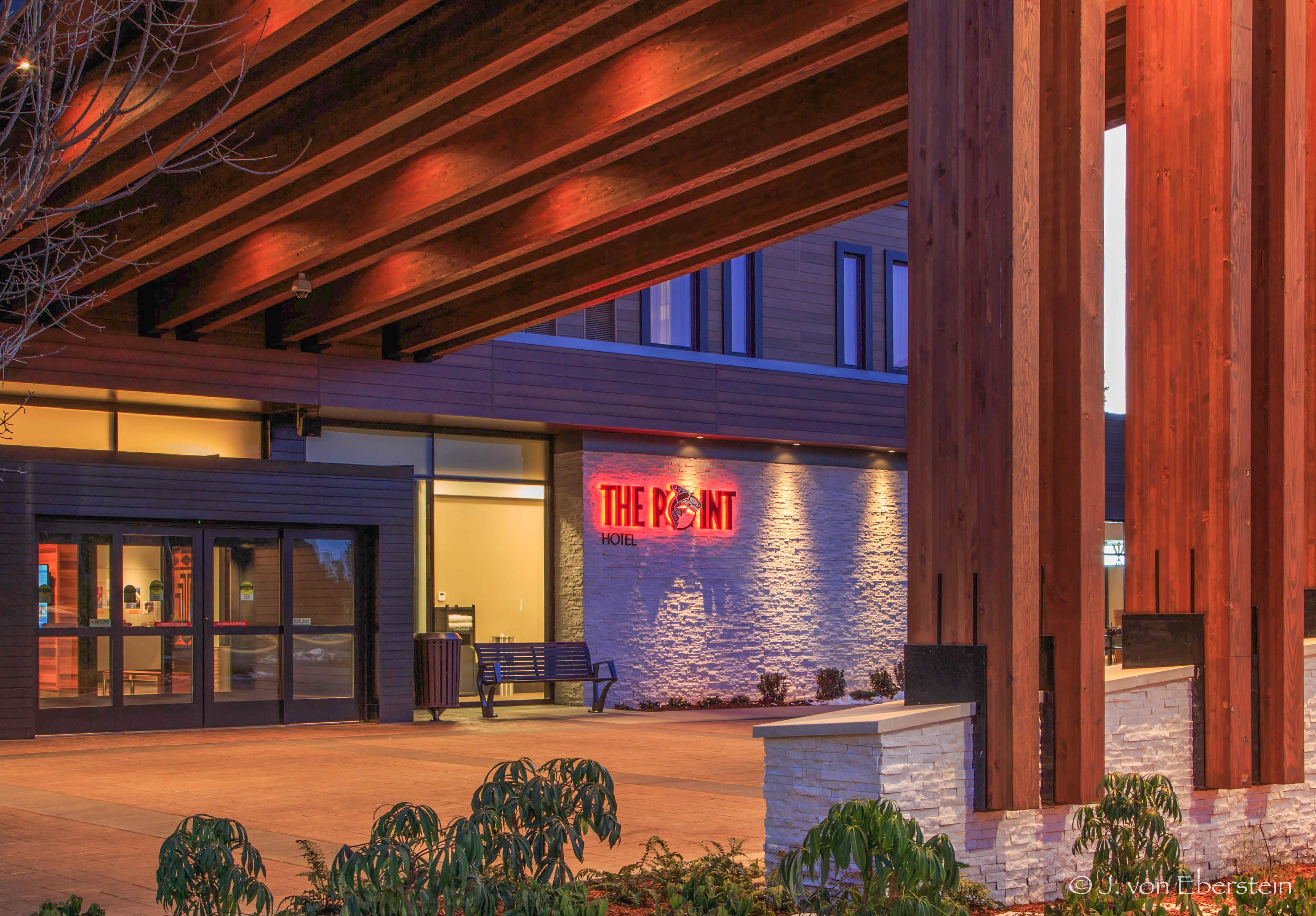 Point Casino Hotel, Kingston, WA