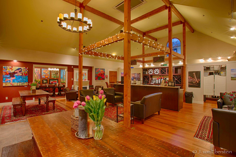 Obelisco Winery Tasting Room, Woodinville, WA