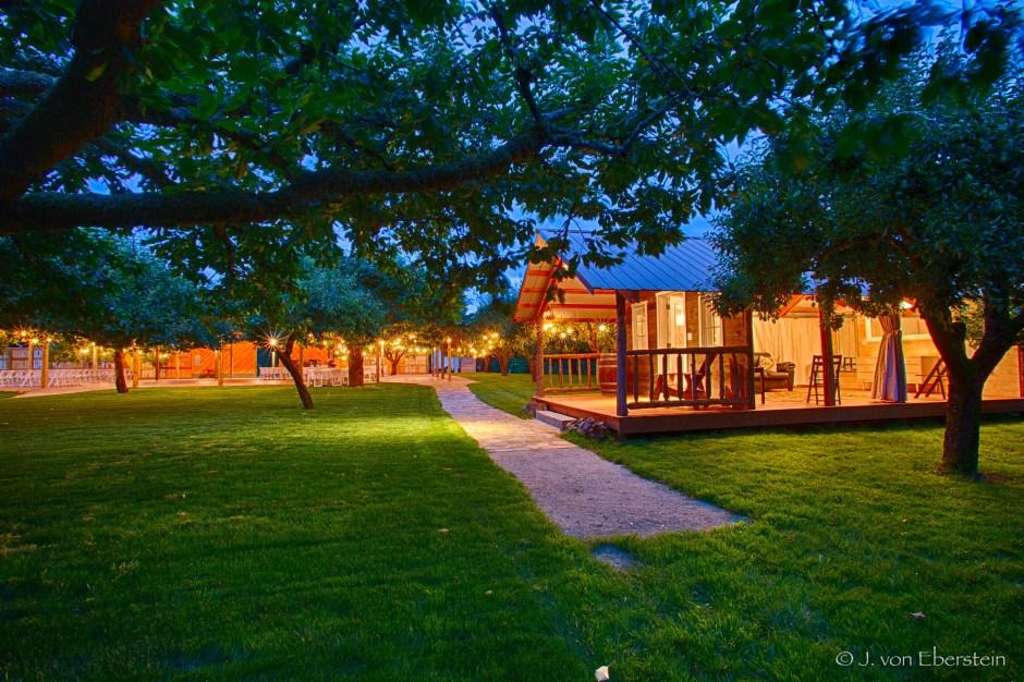 Orchard at Sunshine Hill, Chehalis, WA
