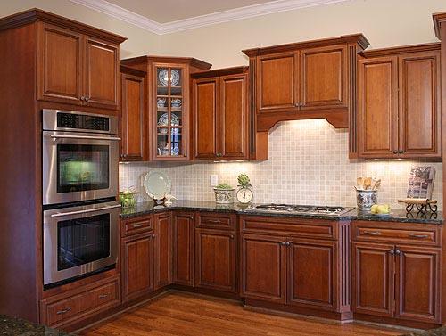 RTA Mocha Deluxe Kitchen Cabinets  Mocha Deluxe Raised