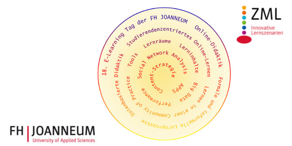 Logos: ELT19/FH Joanneum/ZML, Bearbeitung: Sandra Plomer.