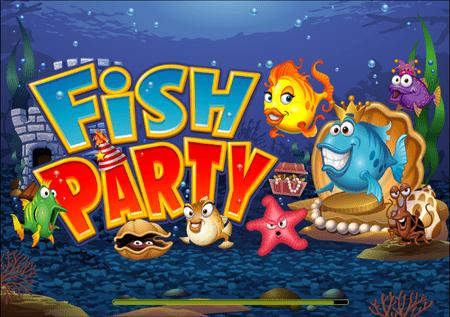 Fish Party – zaplovite u čudesnu podvodnu avanturu!