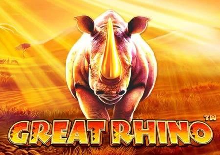 Great Rhino – posetite životinje afričke savane!