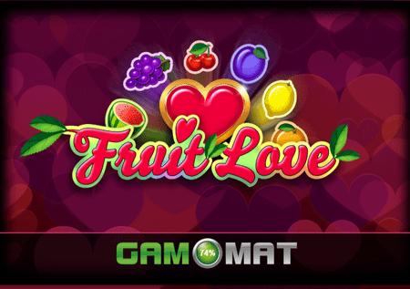 Fruit love slot – crvena srca i zvezde –  vaši srećni džokeri!