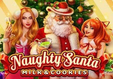 Naughty Santa – božićni slot vam donosi poklone!