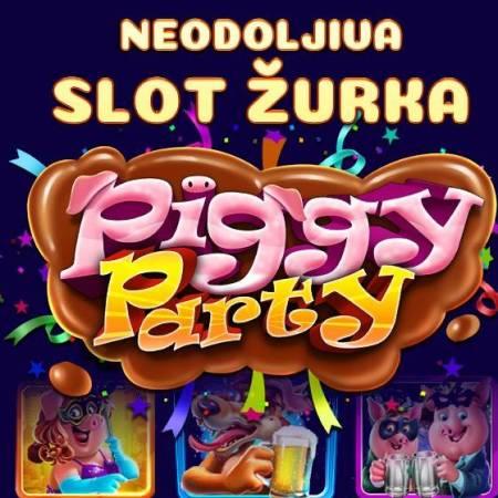 Piggy Party – novi slot donosi veliku kulinarsku žurku!