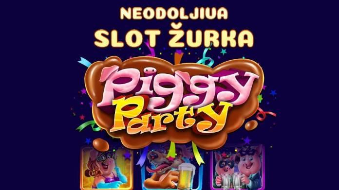 Piggy Party, Expanse, Online Casino Bonus
