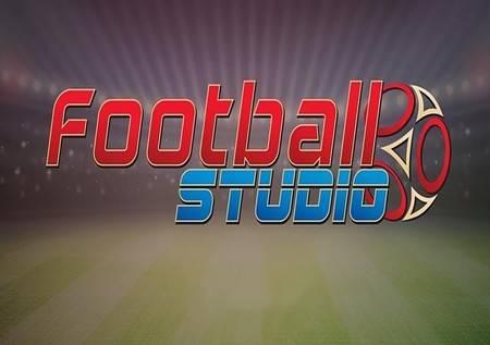 Football Studio – uživo igra za ljubitelje sporta!