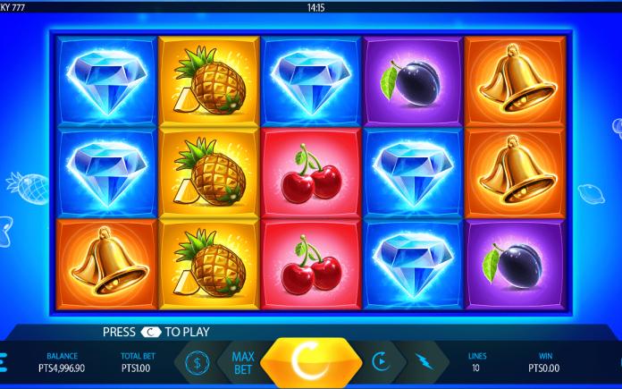 Sticky 777, Mb Games, Expanse, Online Casino Bonus