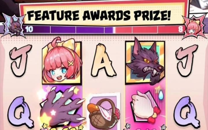 Top 5 najpopularnijih online slot igara, Hood vs Wolf, Online Casino Bonus