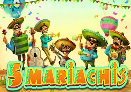 5 Mariachis pruža neodoljivu kazino zabavu sa bonusima!