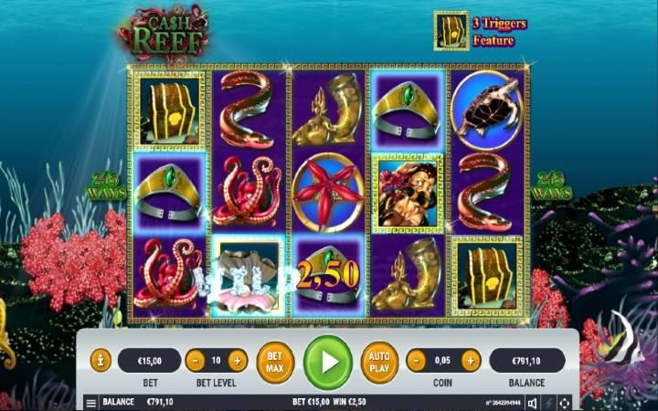 Bonus Casino, Cash Reef, Džoker
