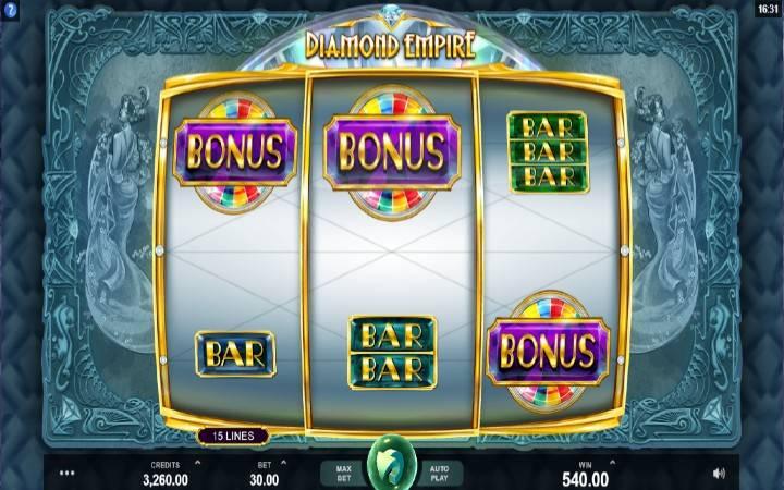 Bonus fukncija, Bonus Casino