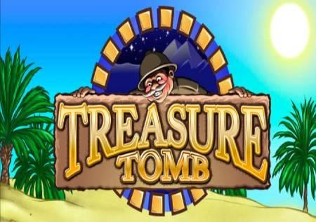 Treasure Tomb – skriveno blago u novom video slotu!