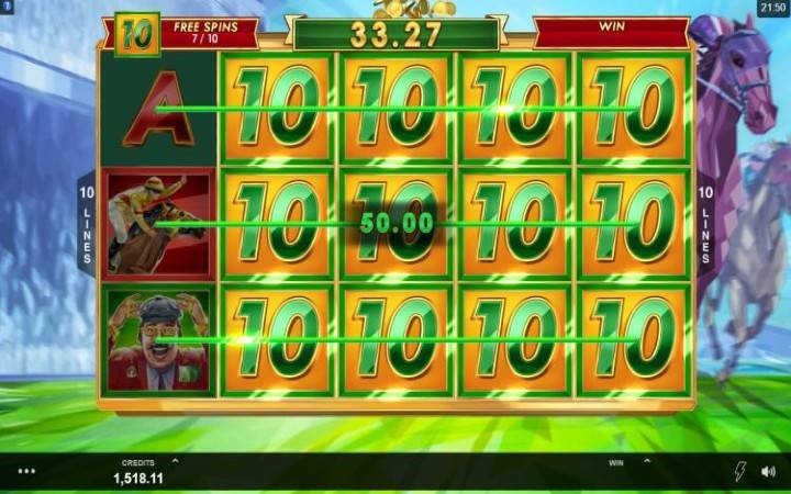 Bookie of Odds, online free spins