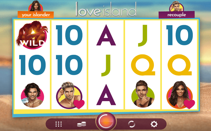 Love Island, Microgaming, Online Casino Bonus