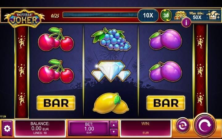 Double Joker, online casino bonus