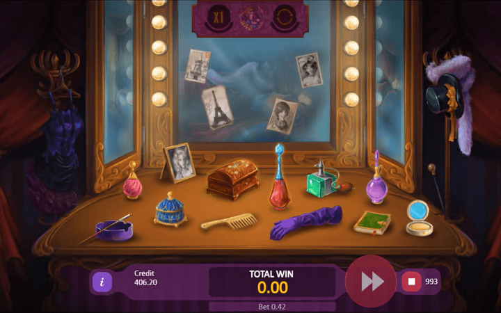 Burlesque Queen, Playson, Online Casino Bonus