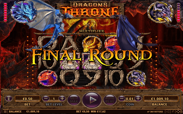 Dragon's Throne, Habanero, Online Casino Bonus