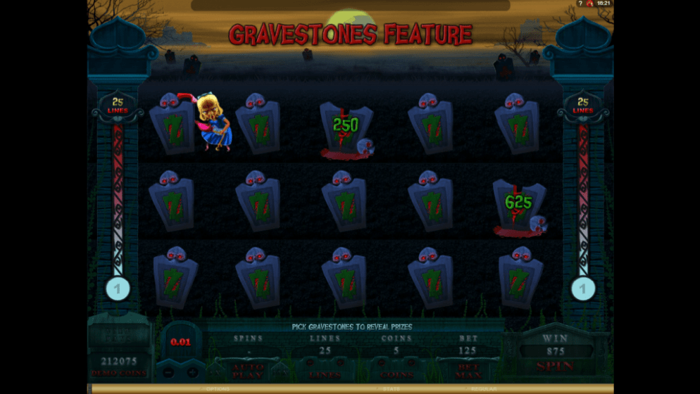 Alaxe in Zombieland, Microgaming, Online Casino Bonus
