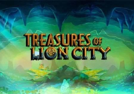 Treasure of Lion City – blago sa morskih dubina vas čeka!