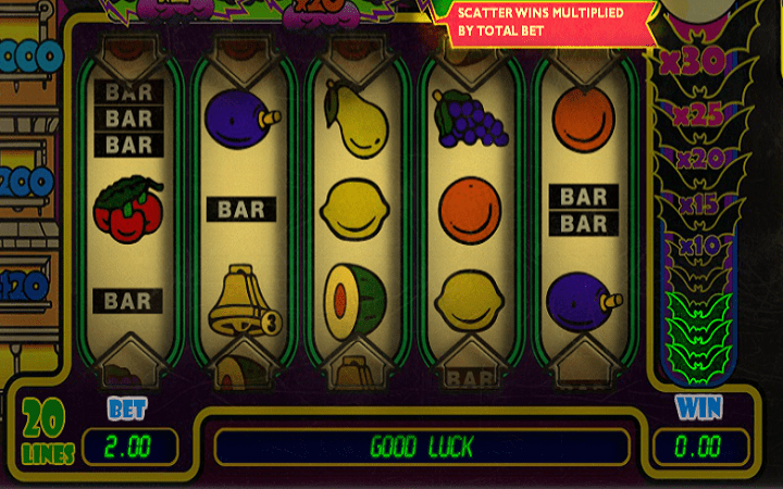 Haunted House, Microgaming, Online Casino Bonus