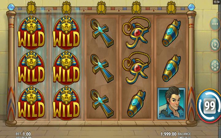 Temple Of Tut, Microgaming, Online Casino Bonus