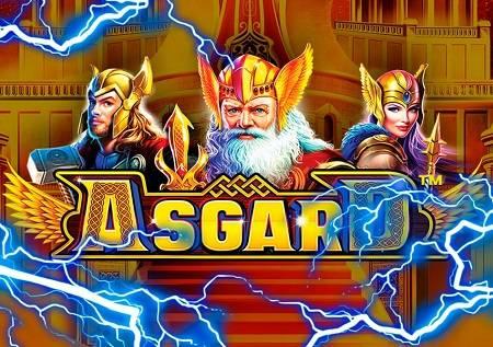 Asgard i nordijski bogovi čekaju sa specijalnim igrama!