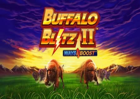 Buffalo Blitz II – severnoameričke prerije u novom slotu!