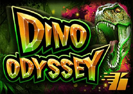 Dino Odyssey – pođite u pohod na vredne dijamante!