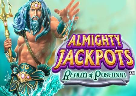 Almighty Jackpots Realm of Poseidon slot koji daje više!