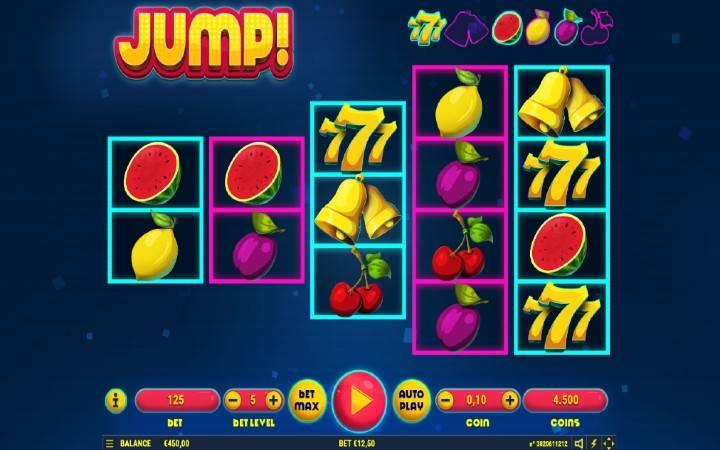 Jupm, Online Casino Bonus