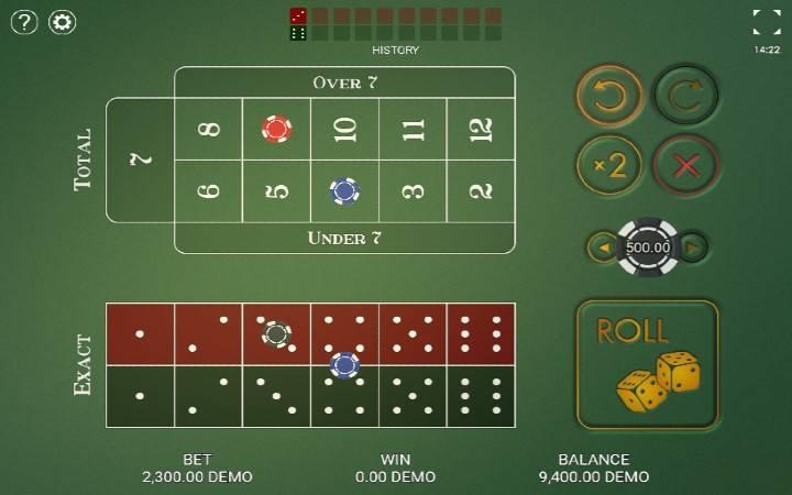 Titan DIce, Meridian Tech, online casino bonus, Expanse