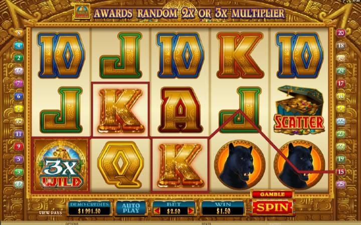 Online Casino Bonus, Golden Princess, džokeri