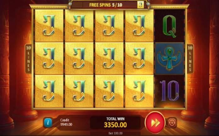 Online Casino Bonus, Book of Gold