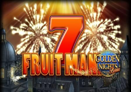Fruit Mania Golden Nights – osvojite bonus zlatne noći!