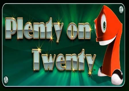 Plenty on Twenty – šarene i vesele voćkice u kazino igri!